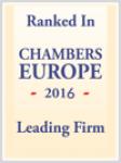 Chambers Europe 2016